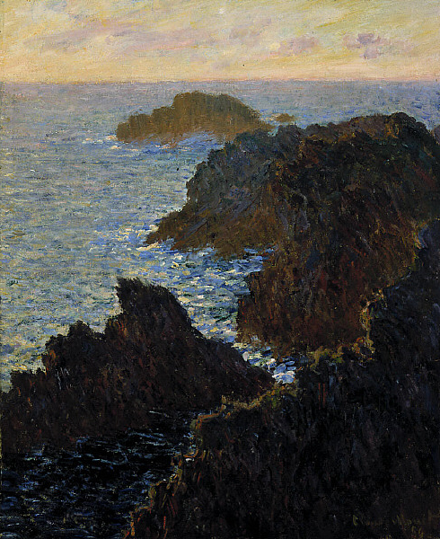 File:Claude Monet - Rocks at Belle-Isle, Port-Domois.jpg - Wikimedia Commons