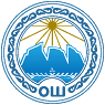 Official seal of ഓഷ്