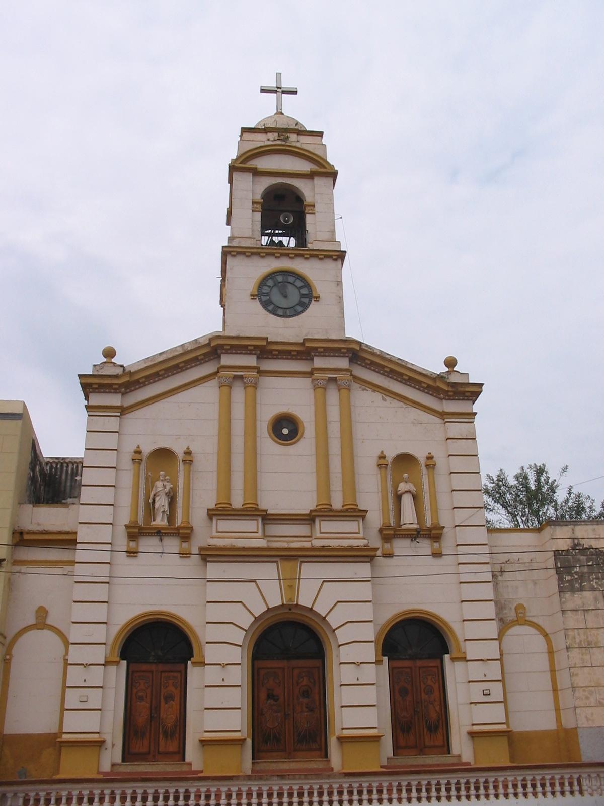 Kapel Katolik Utama di Concepción, Paraguay