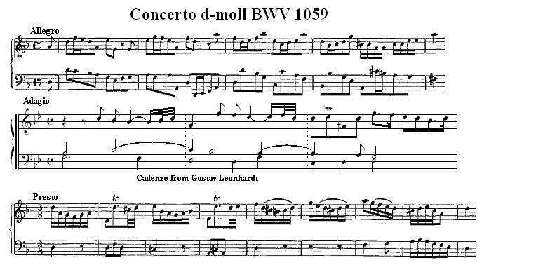 Cimarosa oboe concerto