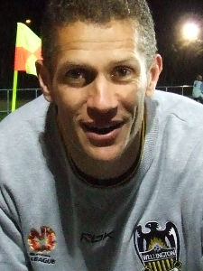 Vaughan Coveny New Zealand association footballer