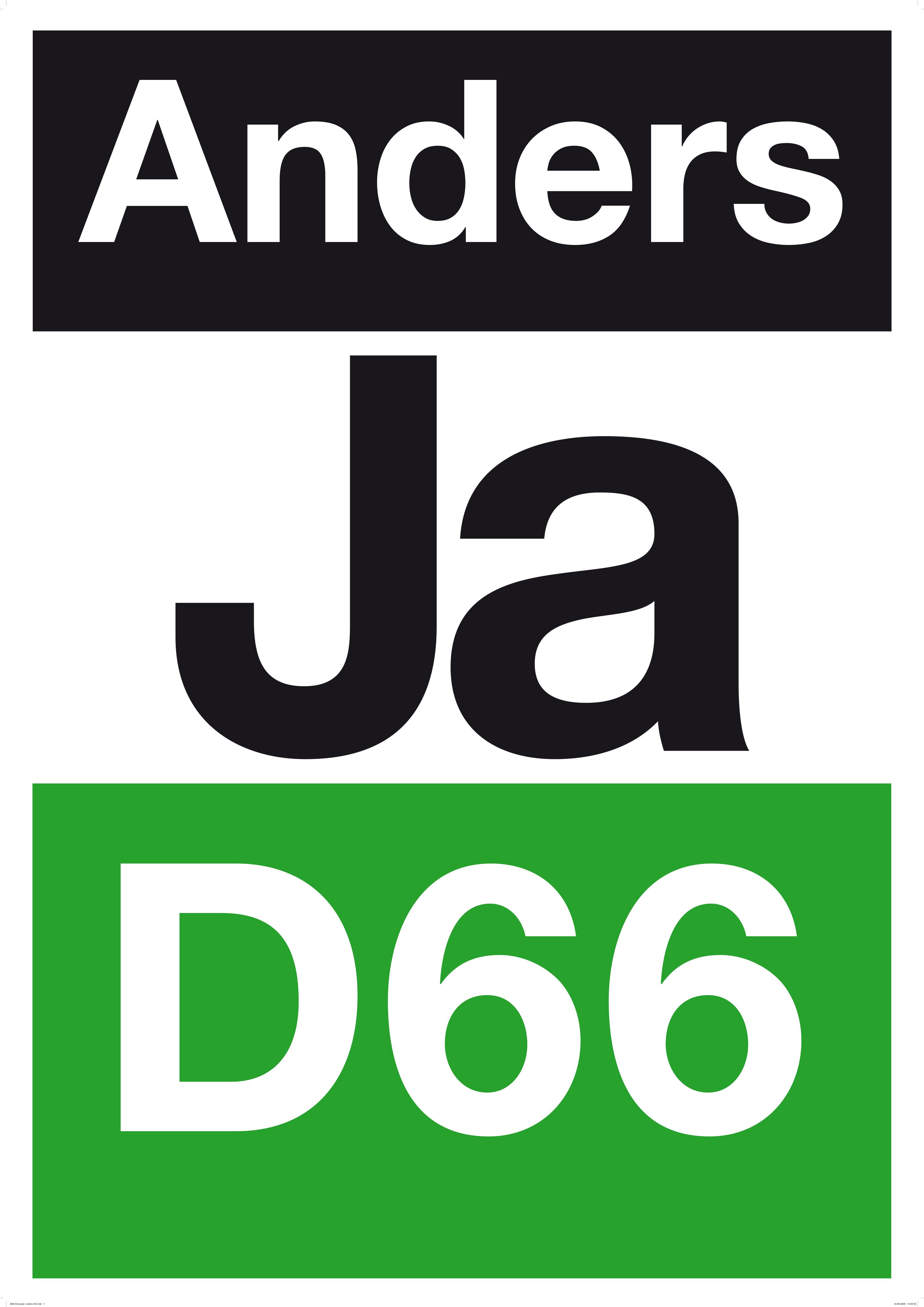 Bestand D66 Anders Ja A3 Jpg Wikipedia