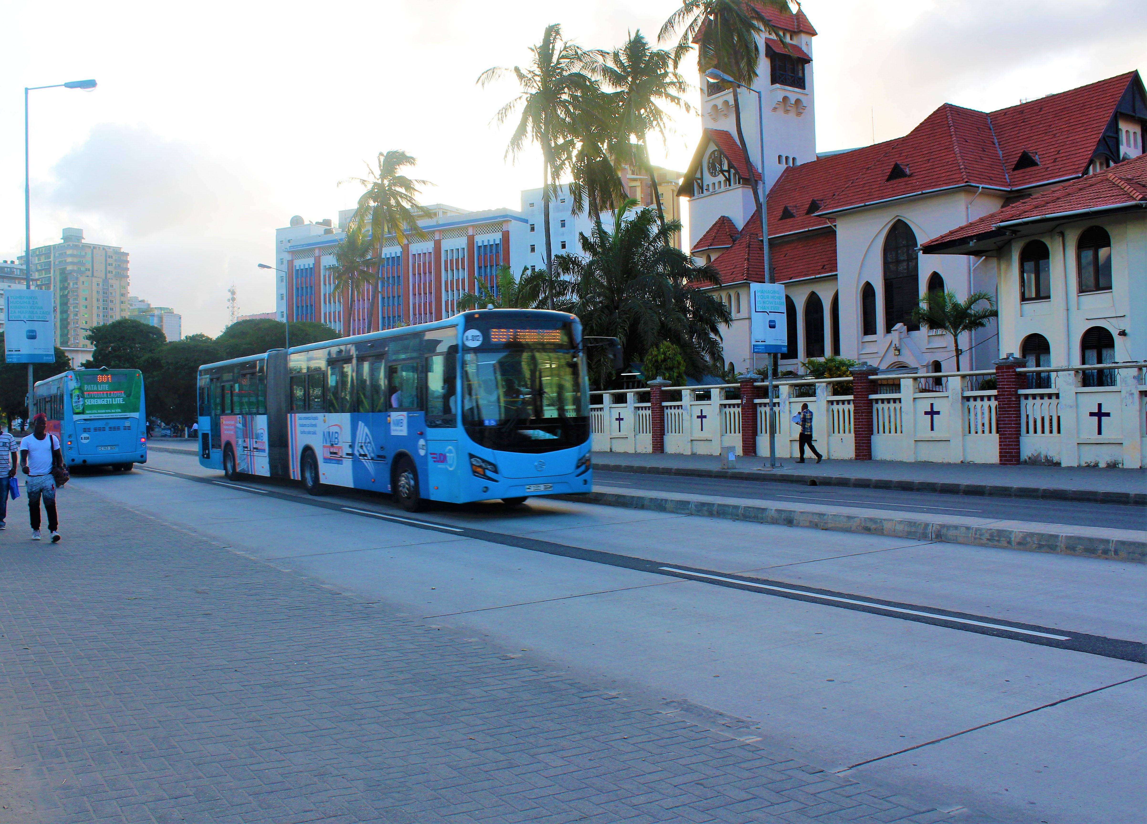 Dar es Salaam bus rapid transit - Wikipedia