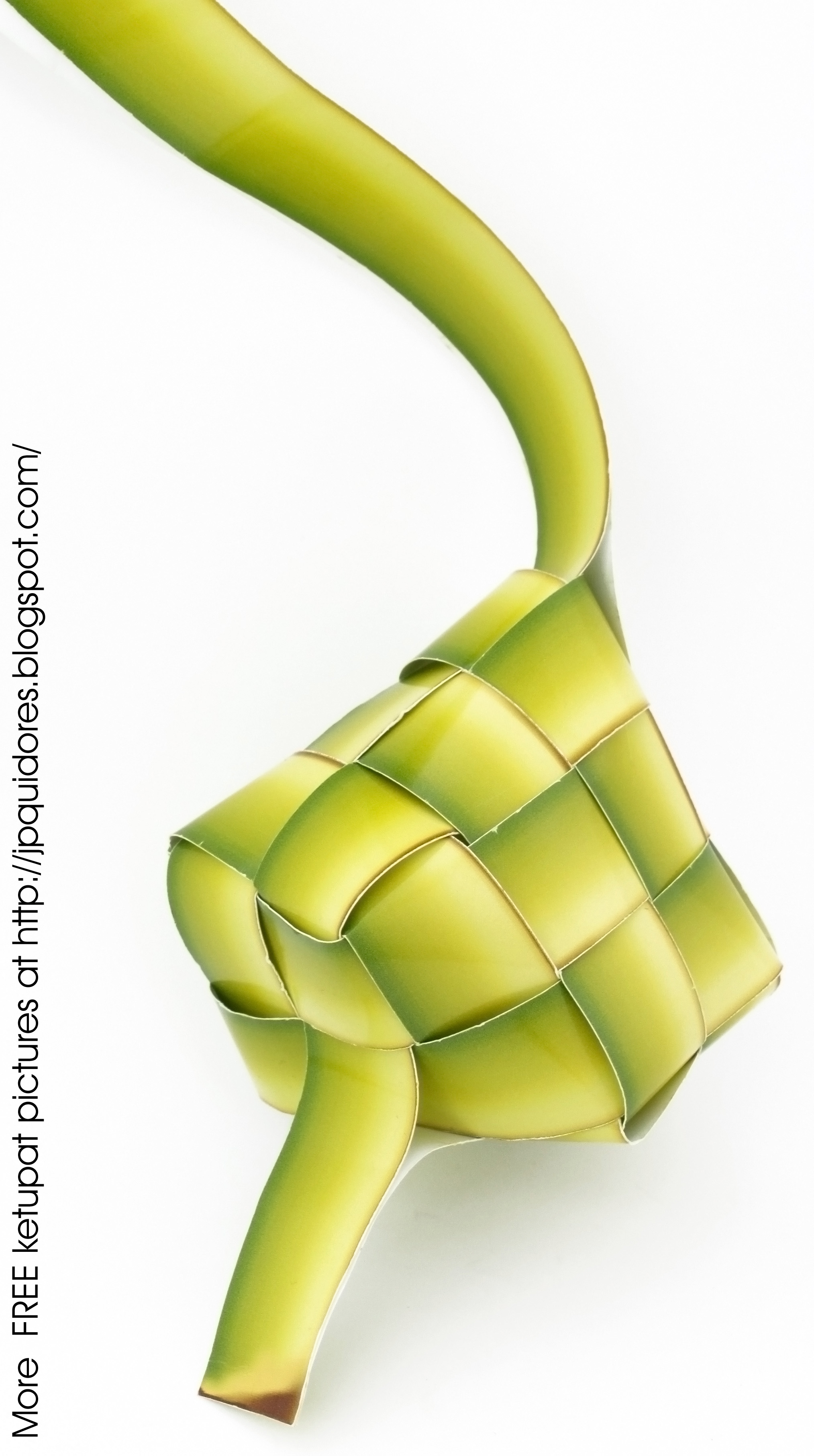 Ketupat For Hari Raya Puasa - Free Colouring Pages