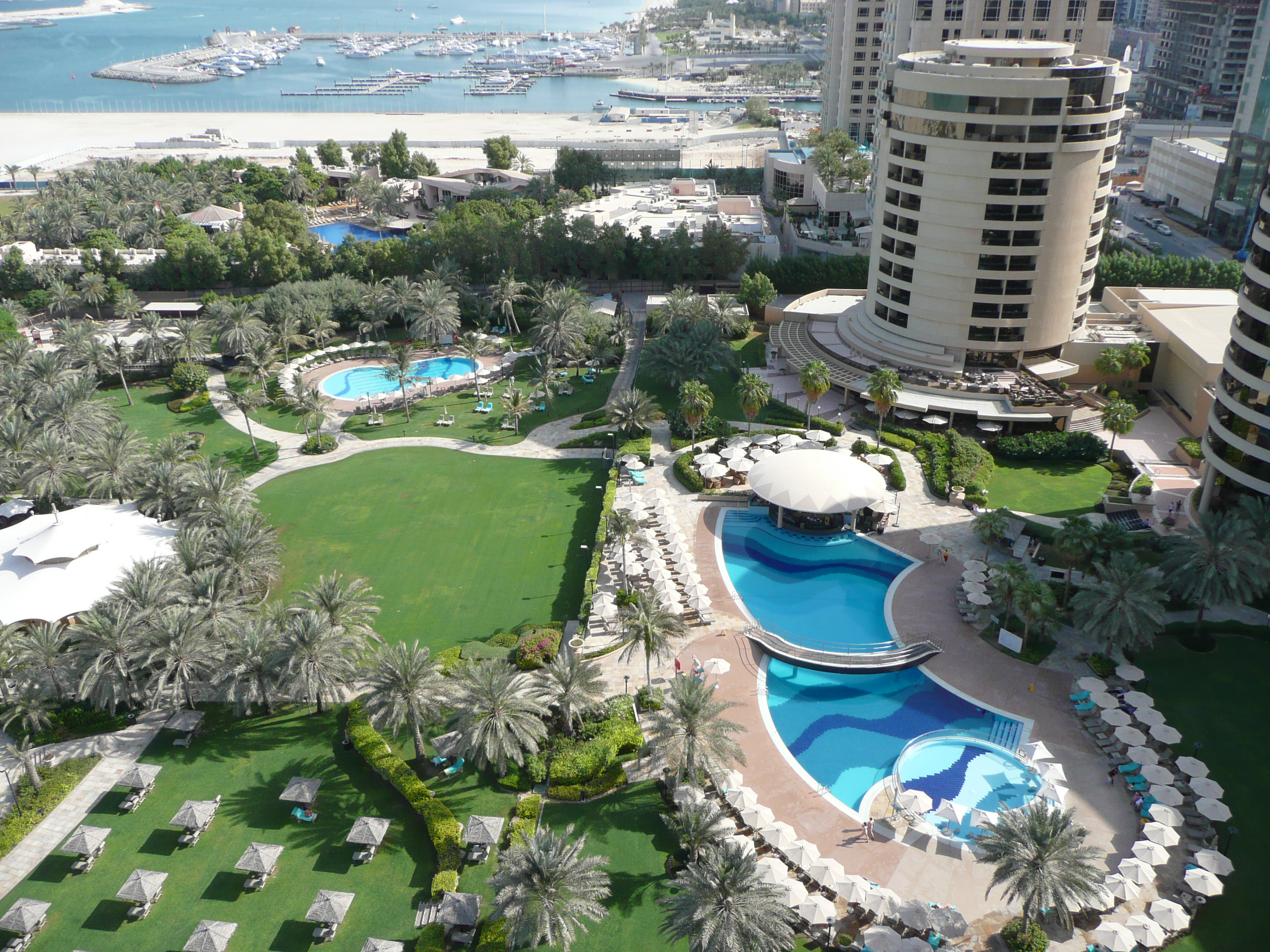 Dubai Hotel Royal Meridien Beach Resort