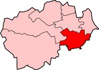 Sedgefield (borough) former borough in County Durham, England