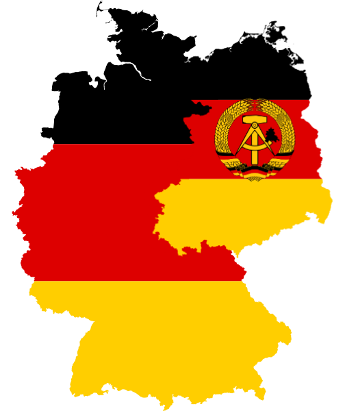 File:East & West Germany Flag Map.png - Wikimedia Commons