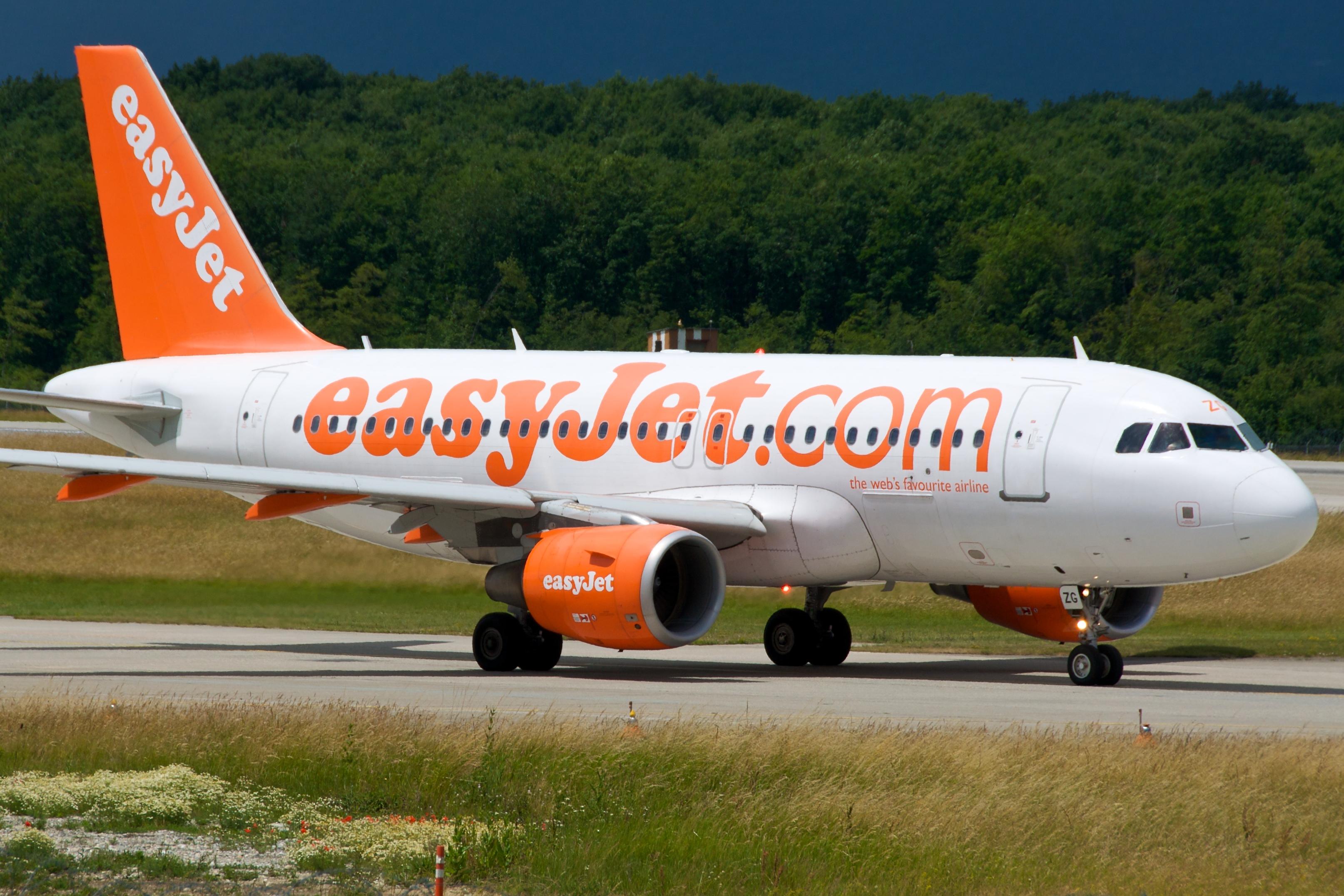 La compagnie aérienne Easy Jet Svitzelend (Easy Jet Suisse). Sayt.2 officiel