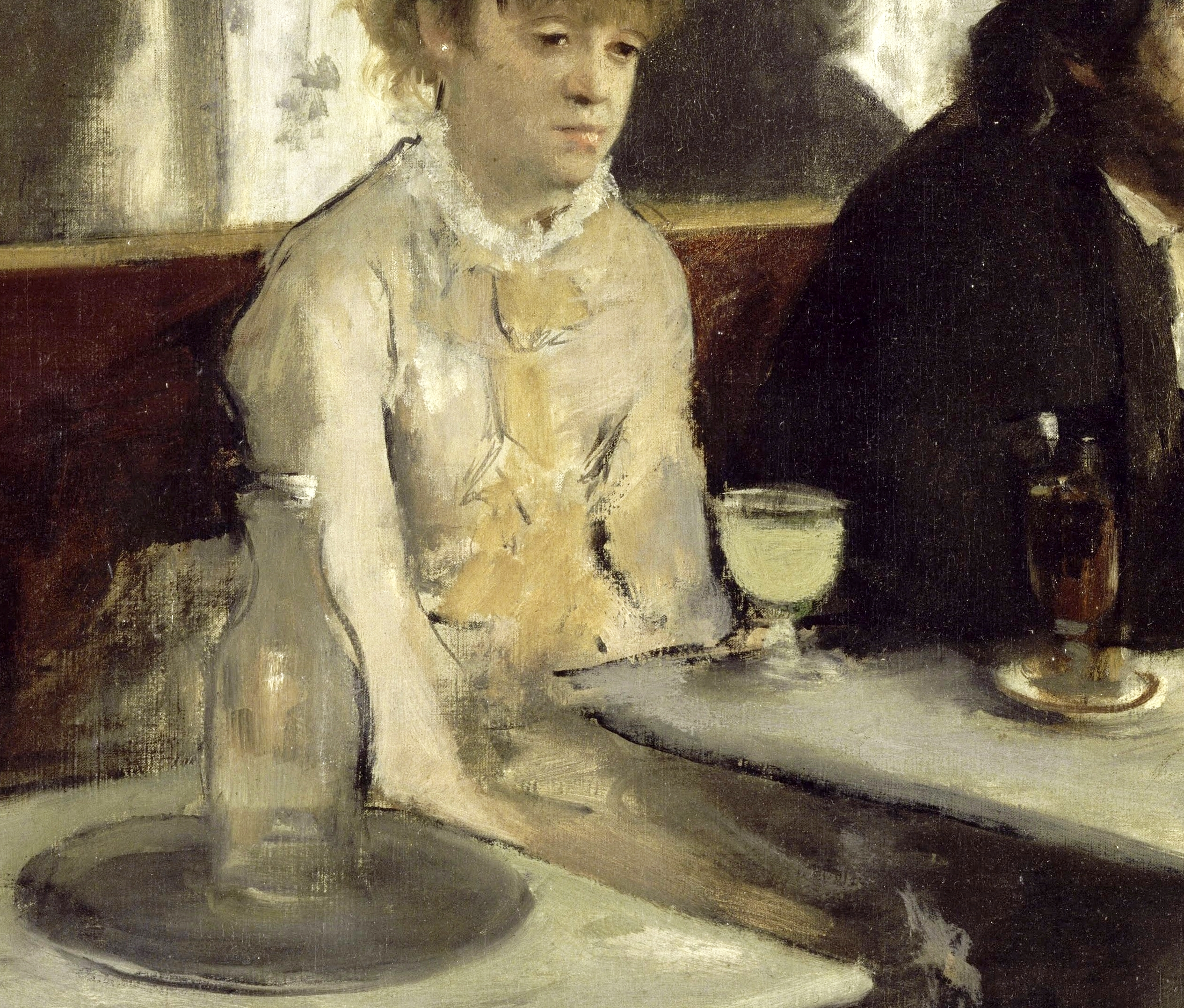 File:Edgar Degas - In a Café - Google Art Project 2 cropped for  absinthe.jpg - Wikimedia Commons