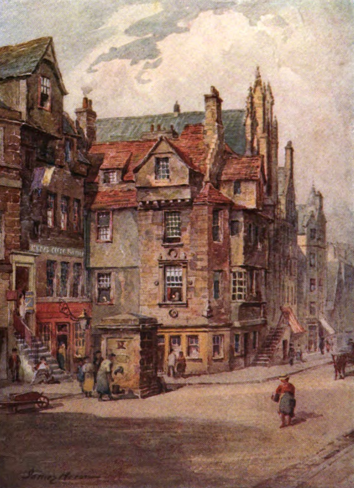 Edinburgh, Robert Louis Stevenson, James Heron, DjVu pg 44.jpg