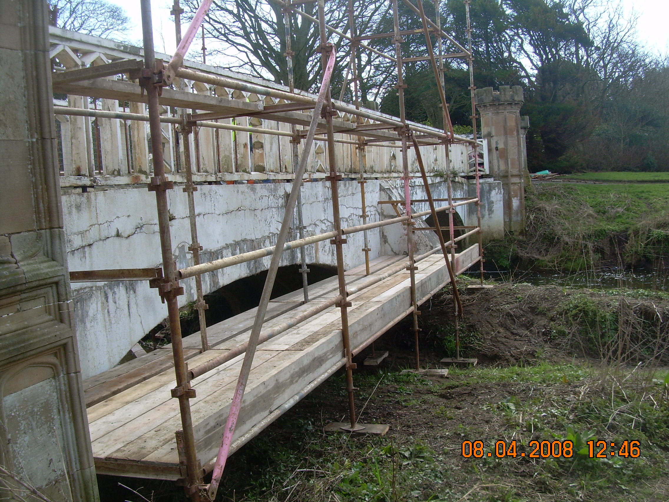 File eglinton tournament bridge irvine ayrshire jpg for 17 eglinton terrace ayr