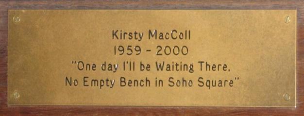 File:Empty bench close-up.jpg