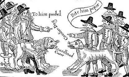 Engl-Bürgerkrieg