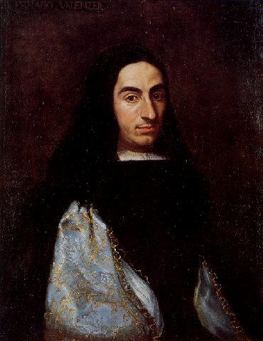 Retrato de Fernando de Valenzuela (c. 1660) por Claudio Coello.