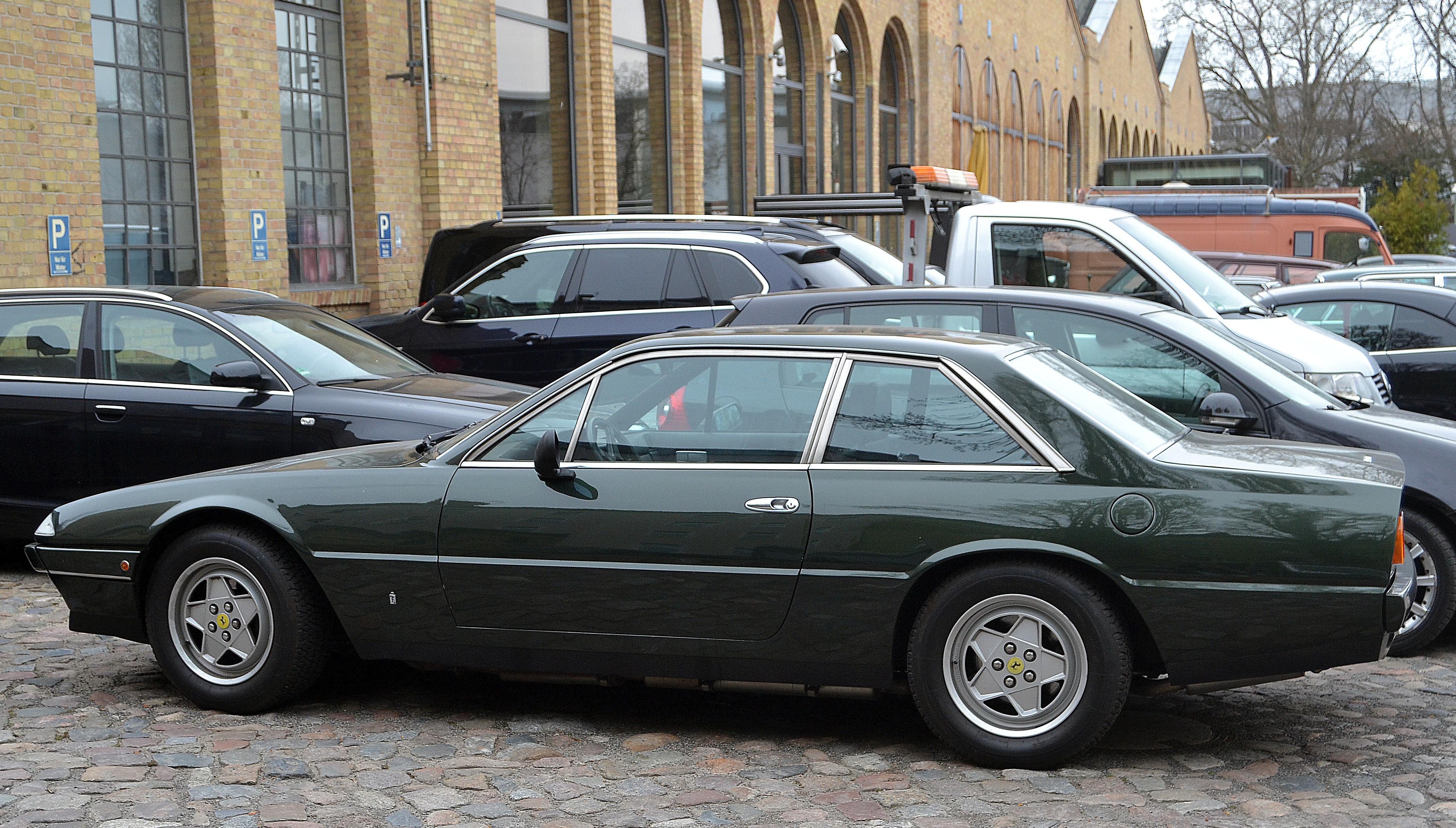 Ferrari 400 wikiwand vanachro Images