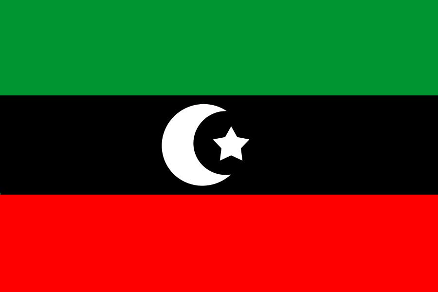 Image result for libya flag