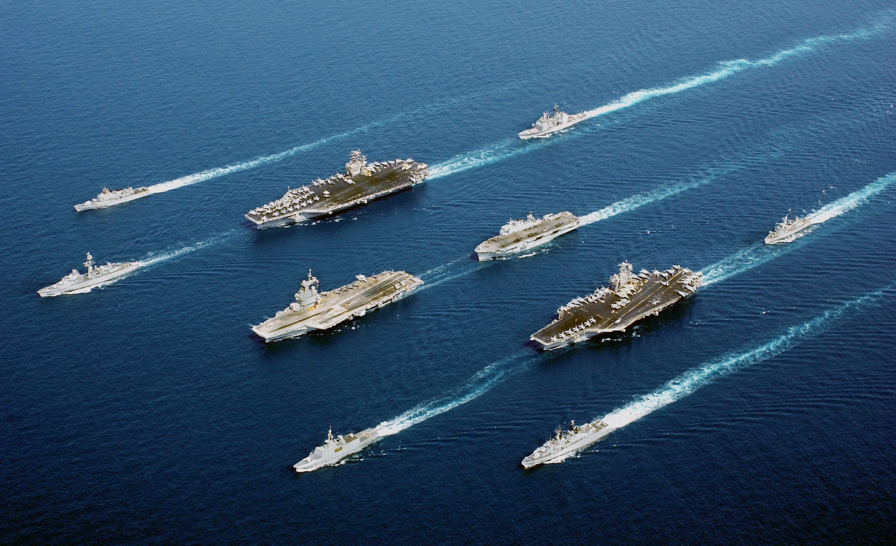 naval fleet wikipedia