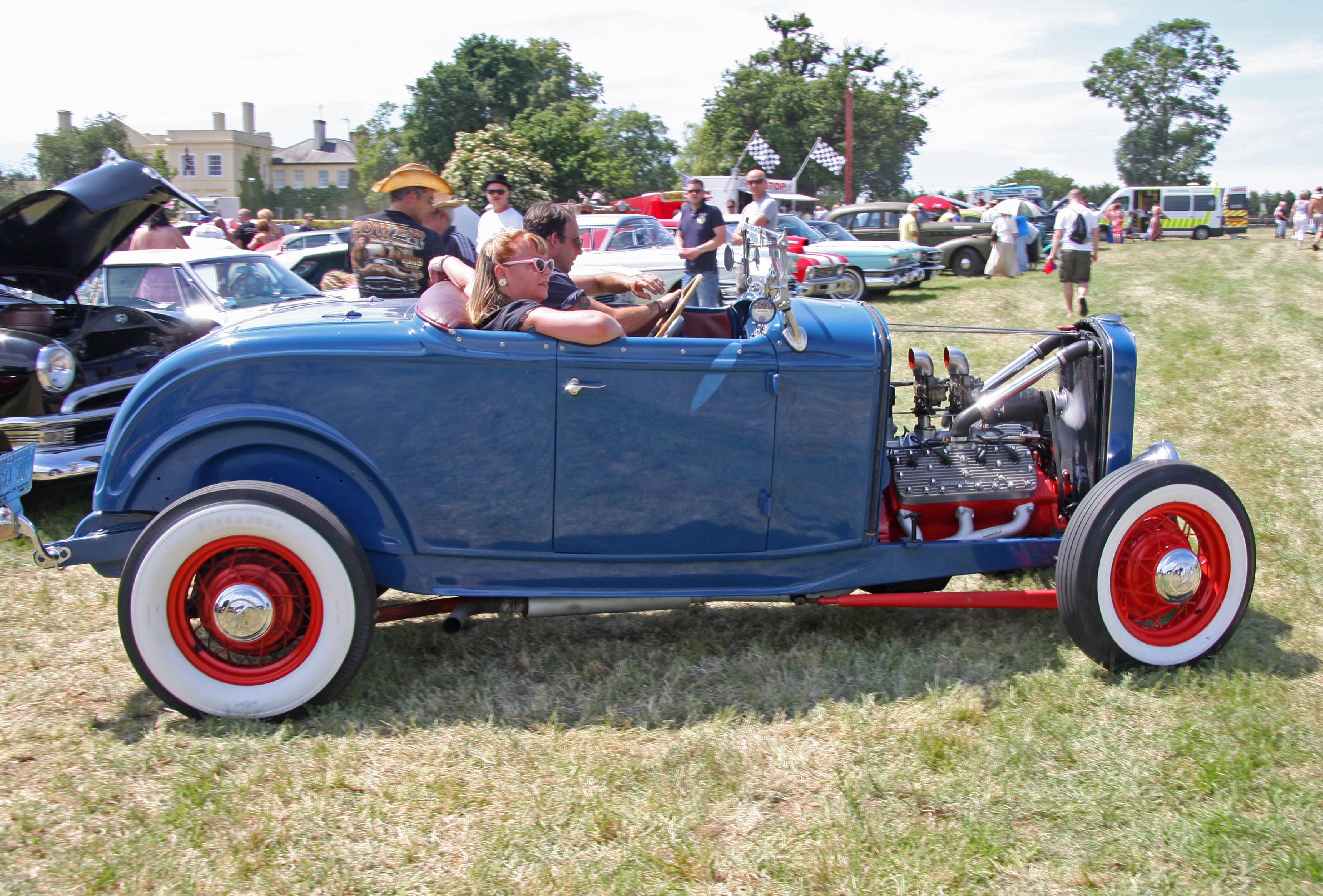 File:Ford Model B roadster hot rod - Flickr - exfordy (1).jpg ...