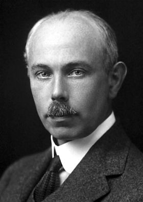 Francis William Aston en 1922