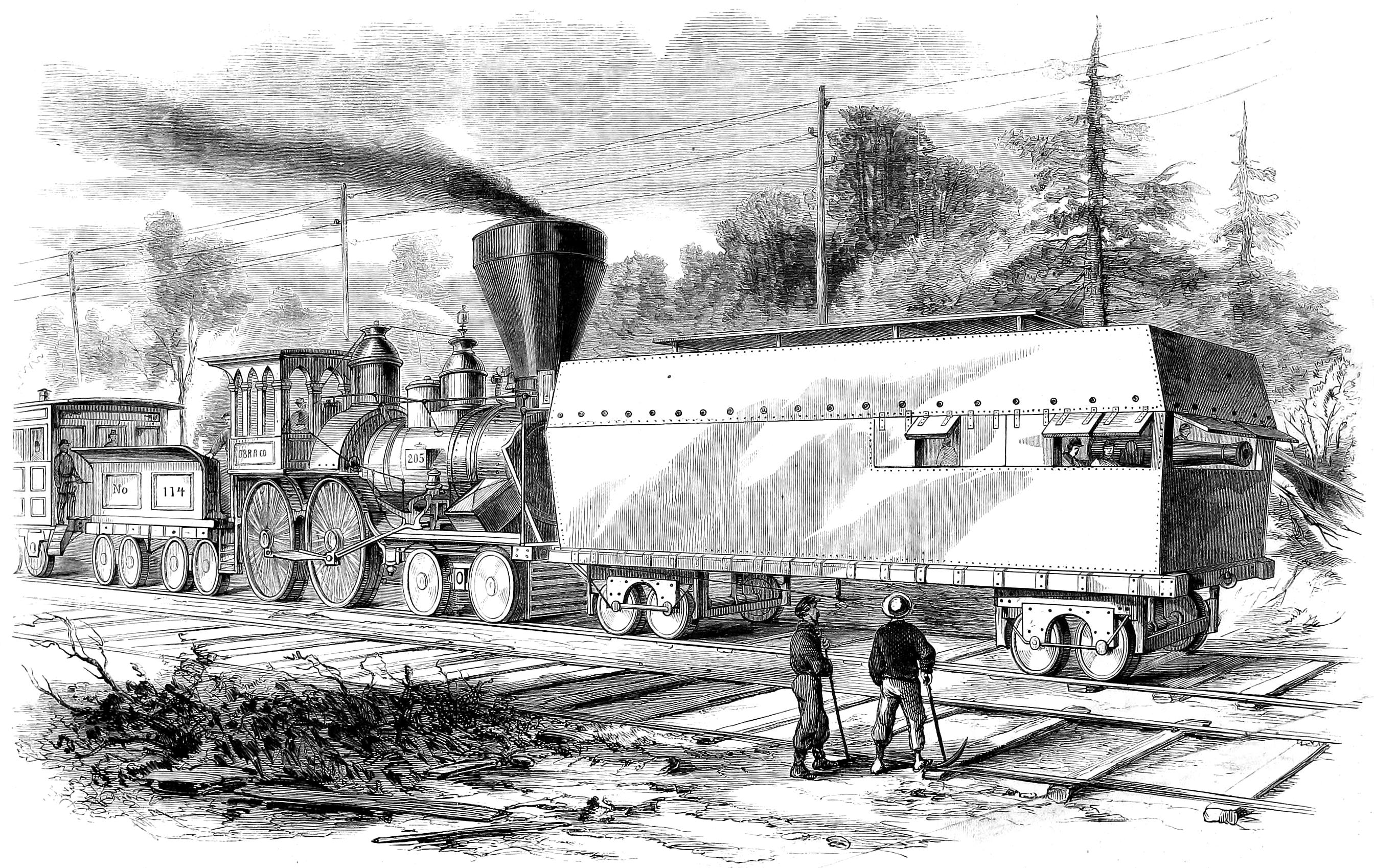 Armoured Train Military Wiki