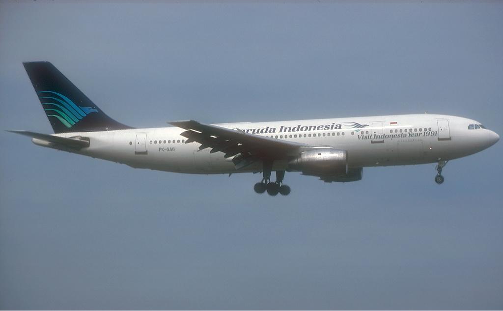 garuda indonesia flight 152 wikiwand