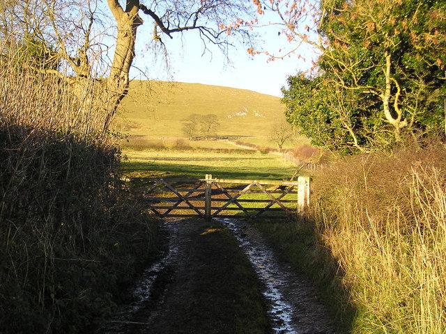 Gateway, Gidacre Lane - geograph.org.uk - 1071787