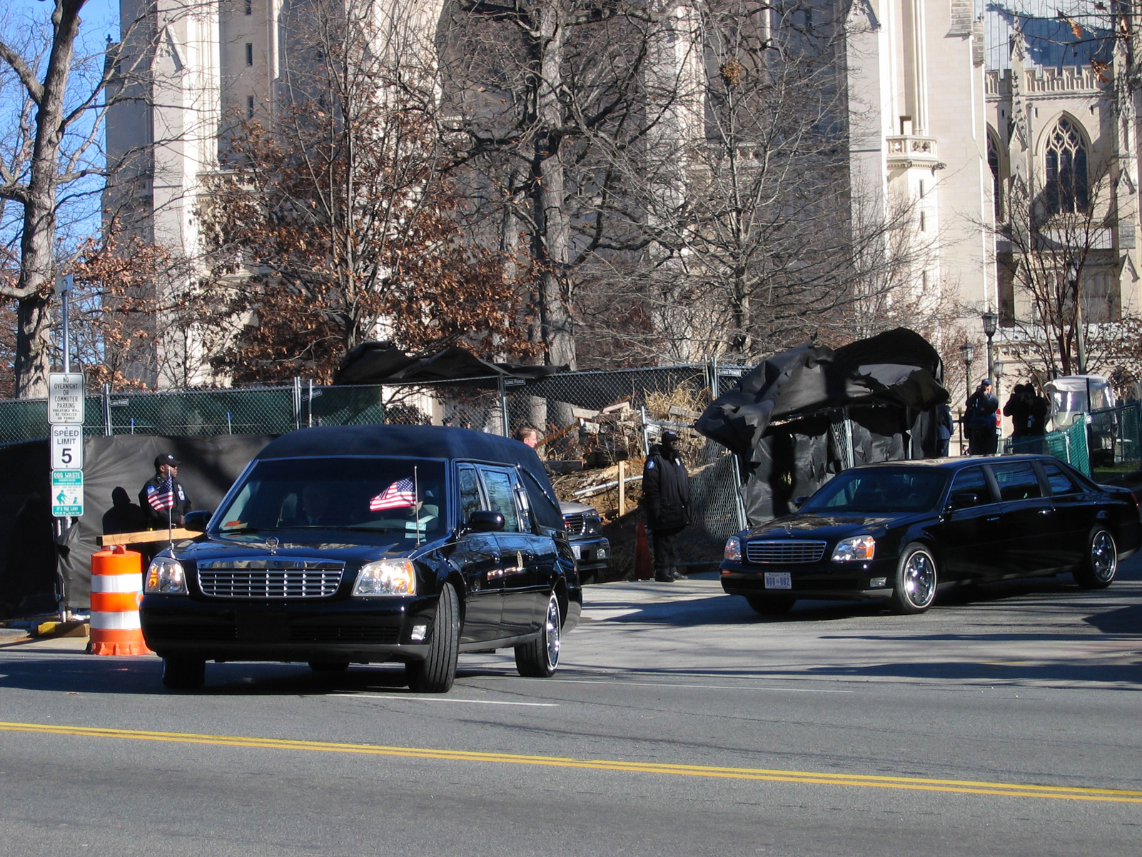 gerald ford funeral - photo #16