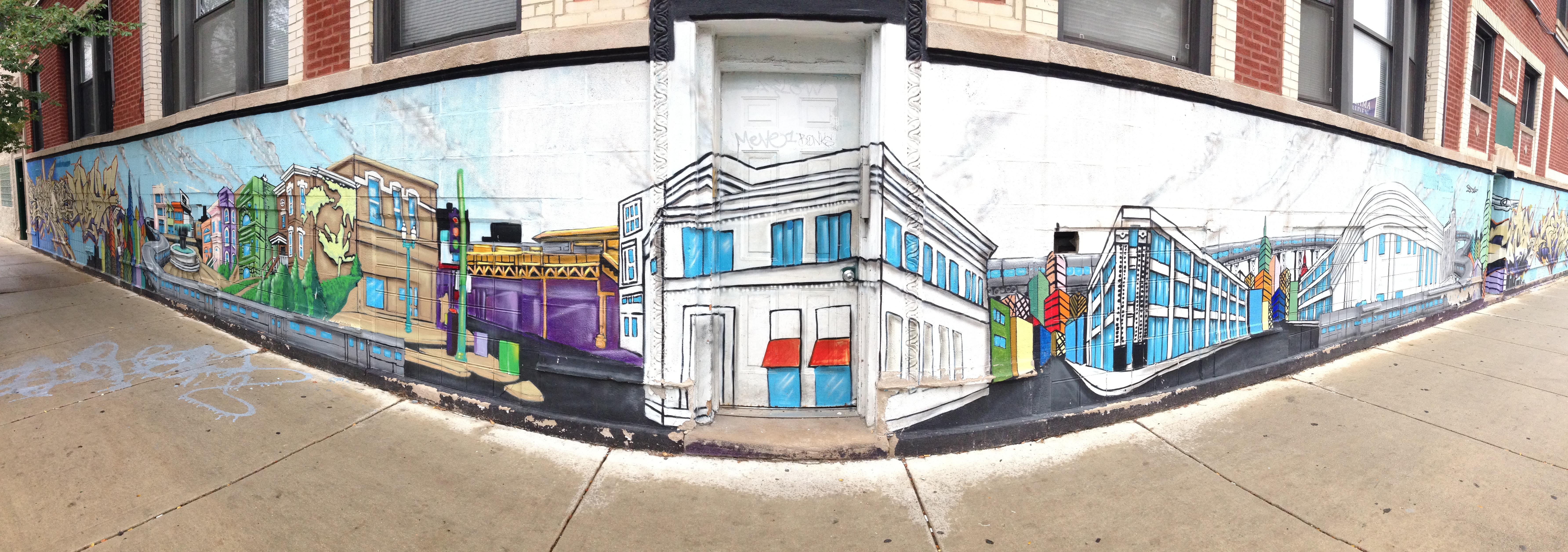 Filegraffiti in chicago wicker park jpg