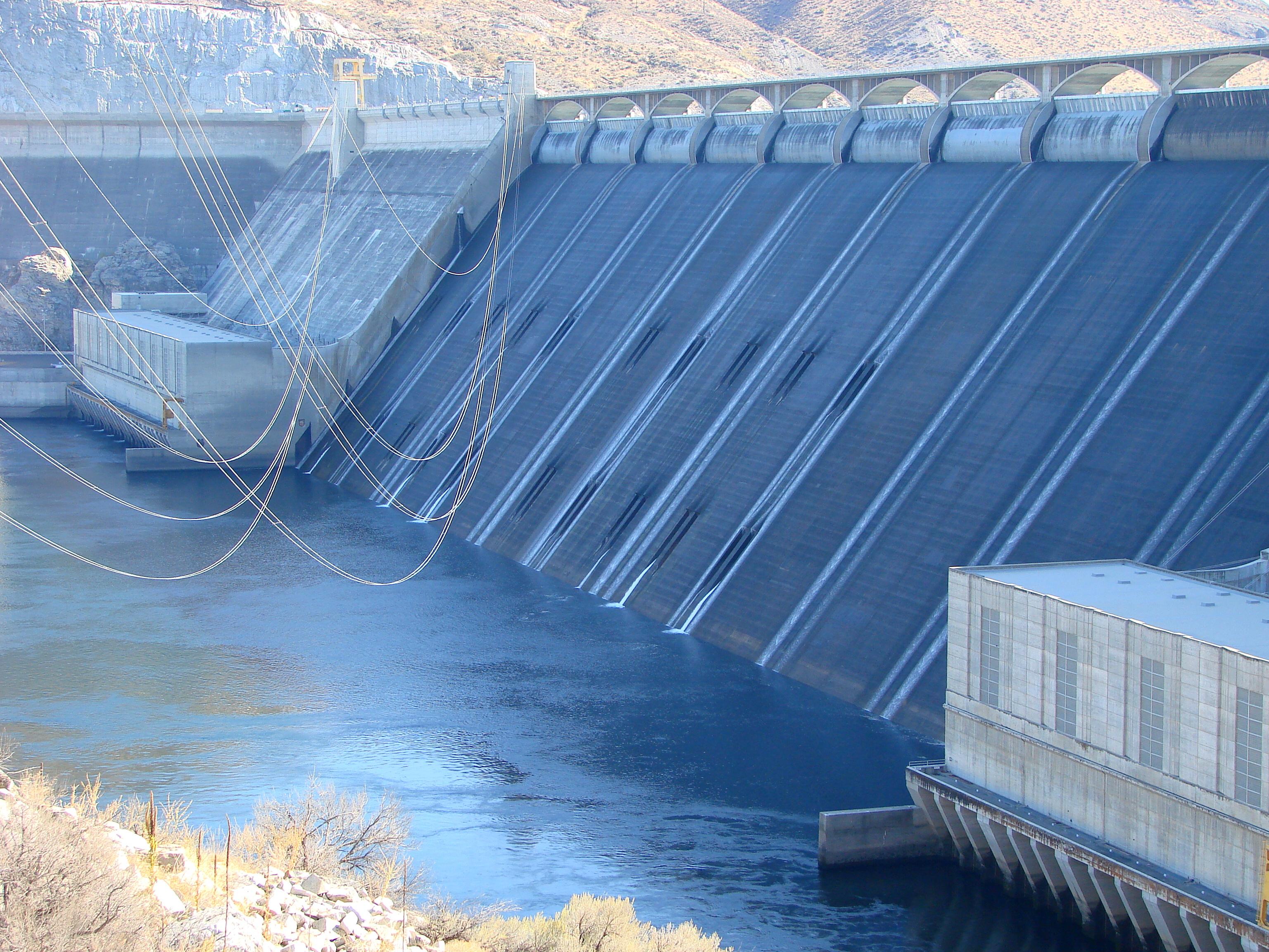 Dams in Washington Dam Eastern Washington