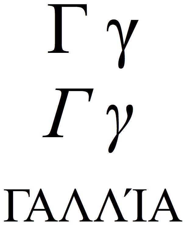 Greek Letter Rankings