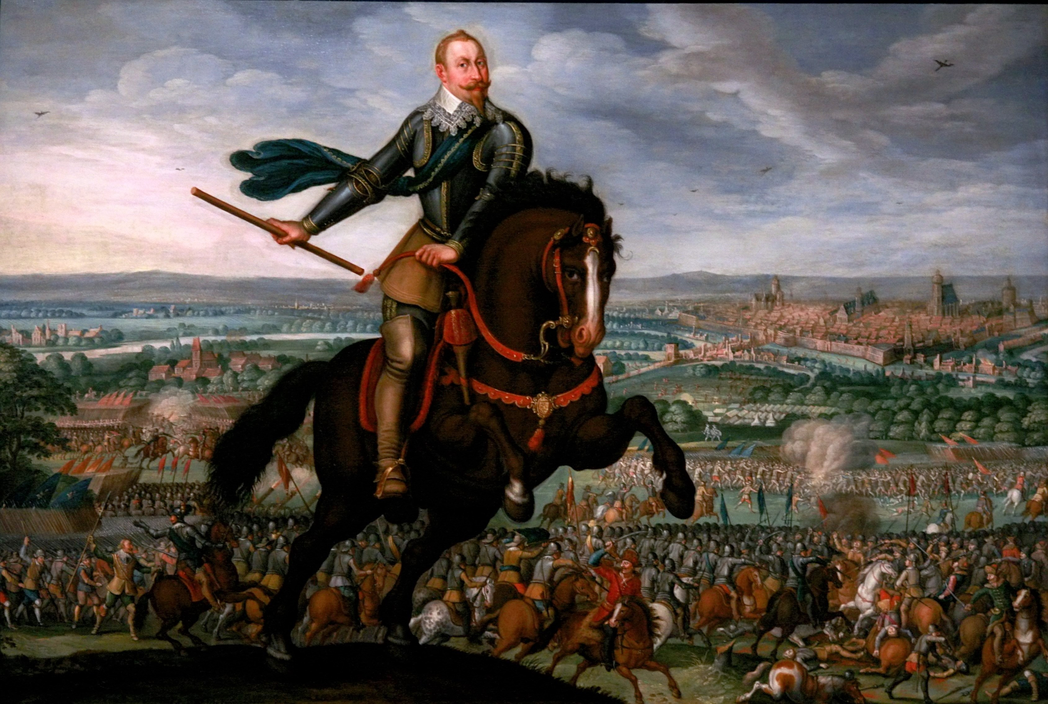 a history of the thirty years war a series of european conflicts from 1618 to 1648 This is the end of the preview sign up to view the rest of the essay.