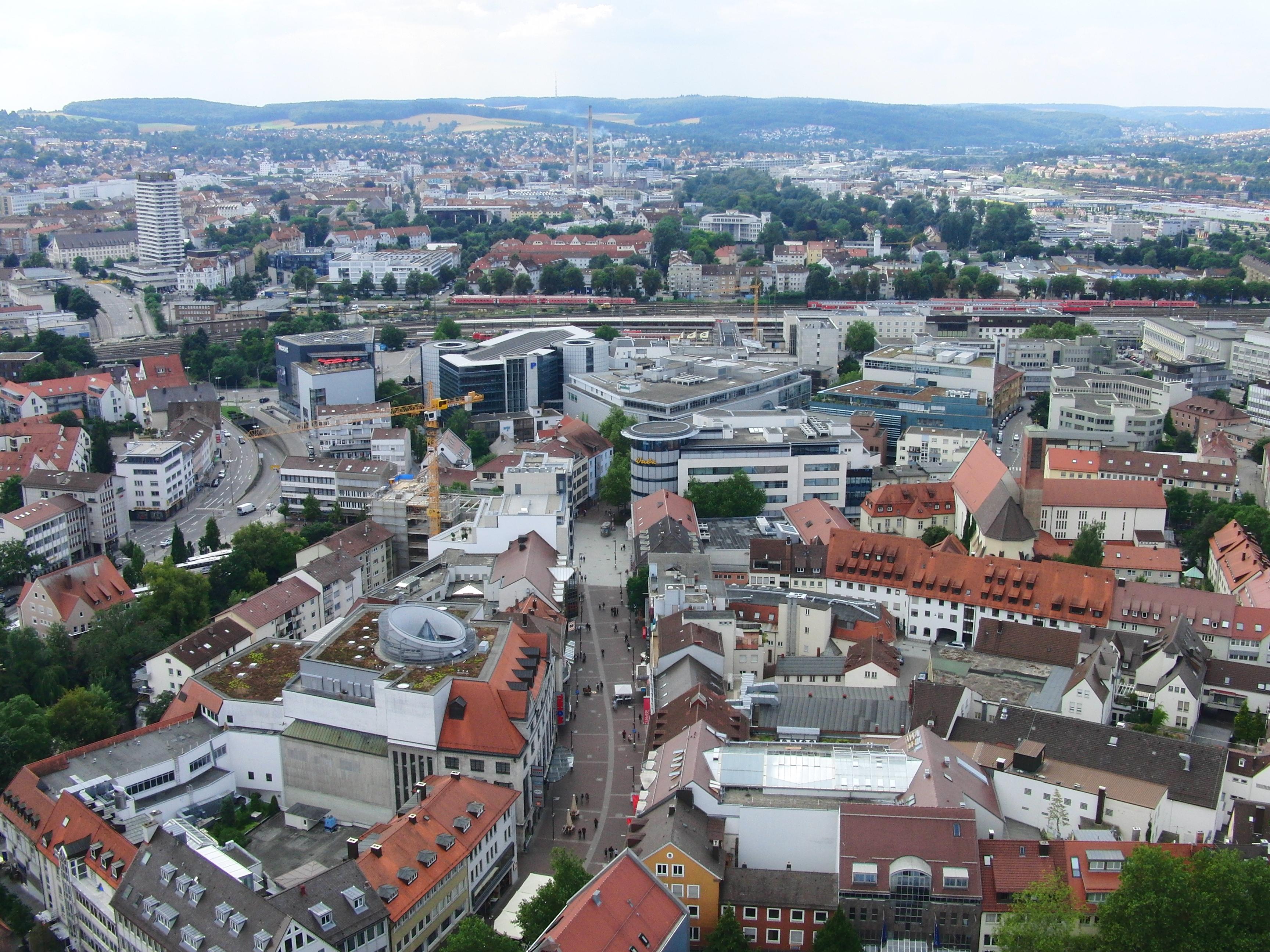 Dateihöchste Kirchturm Der Welt In Ulm An Der Donaujpg Wikipedia