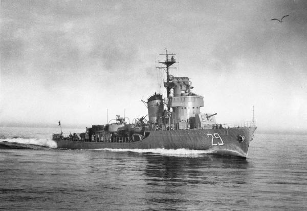 Mode-class destroyer - Wikipedia