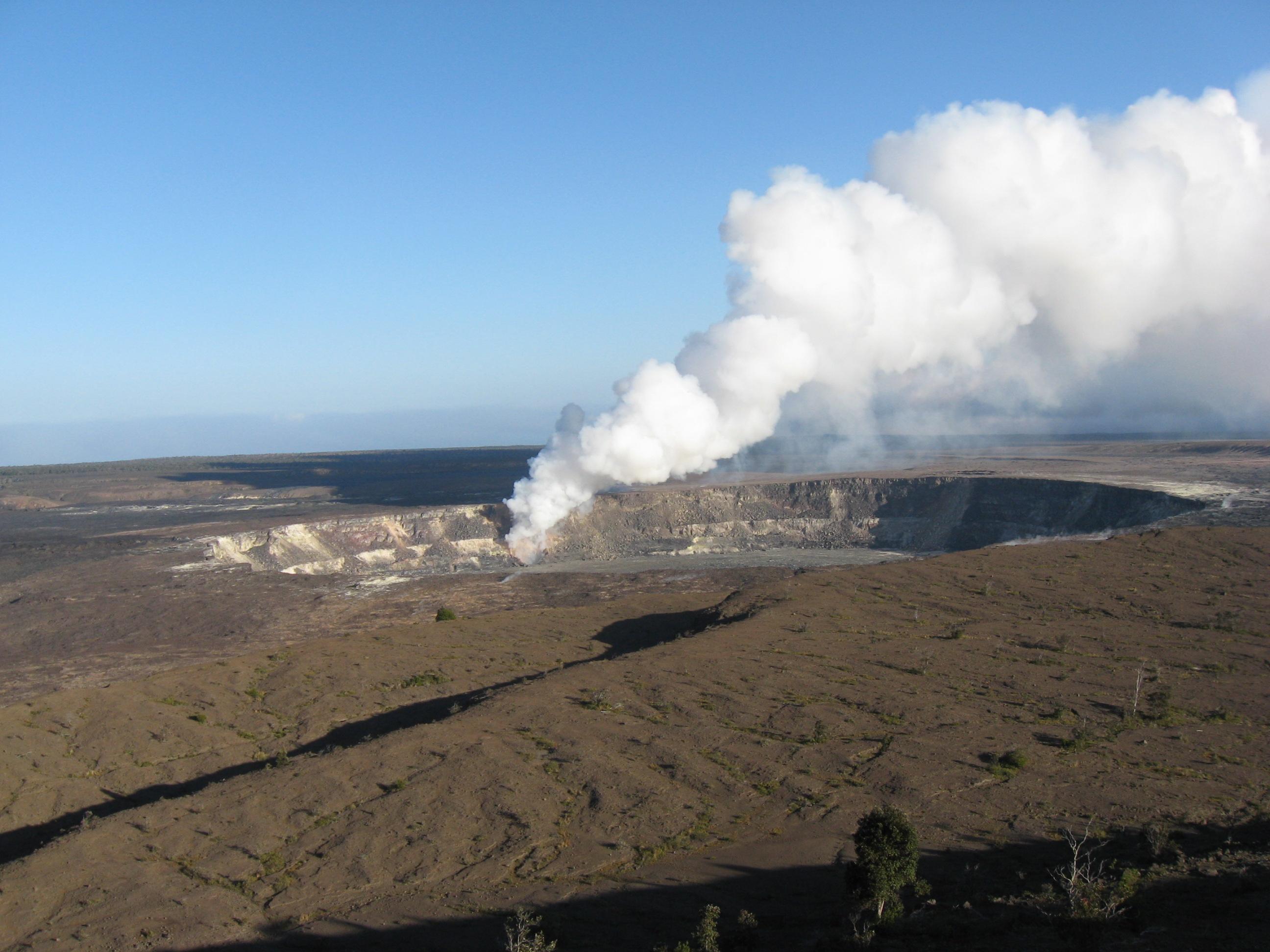 volcanic eruption activity essay