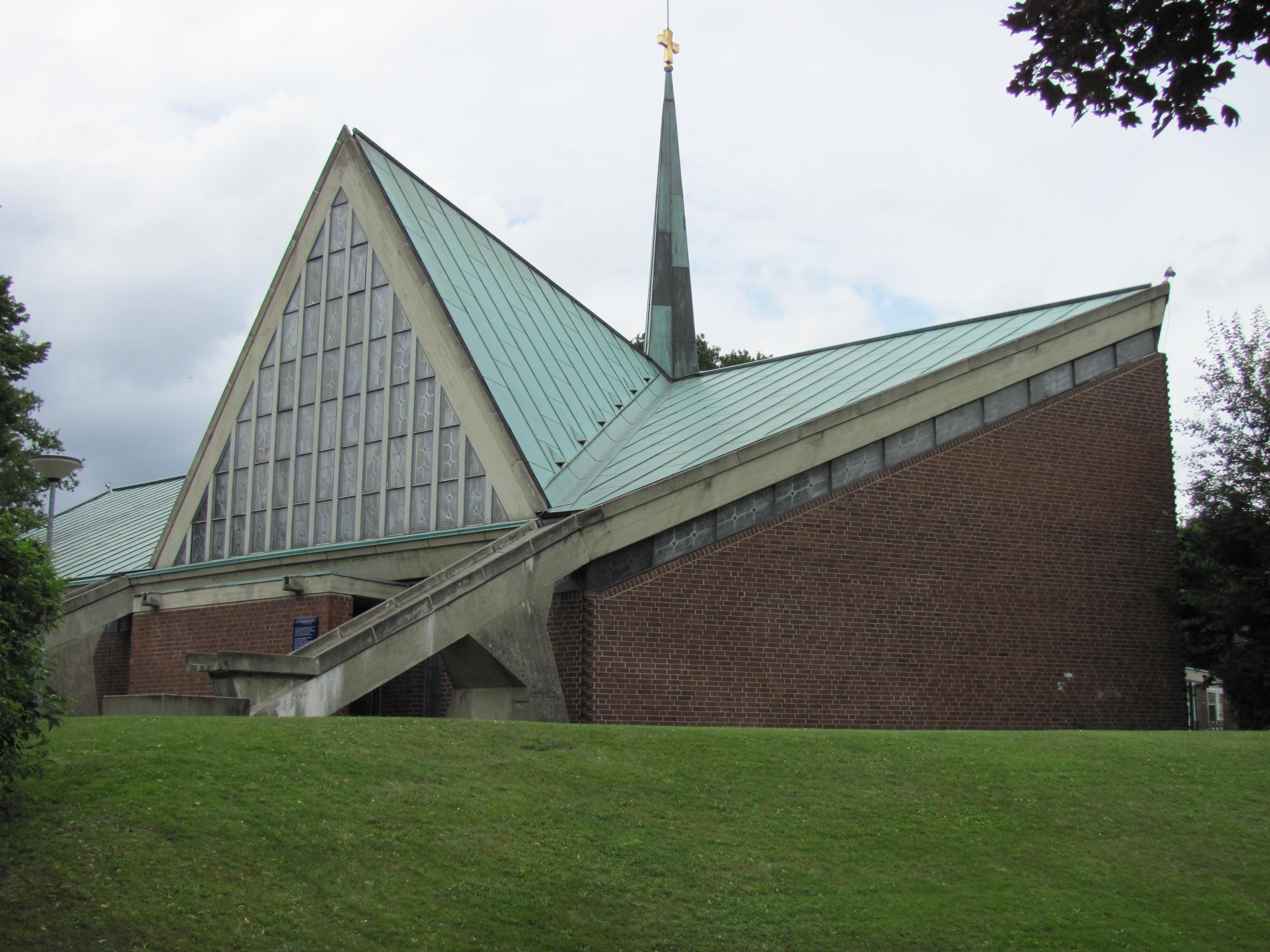 Kirche In Volksdorf