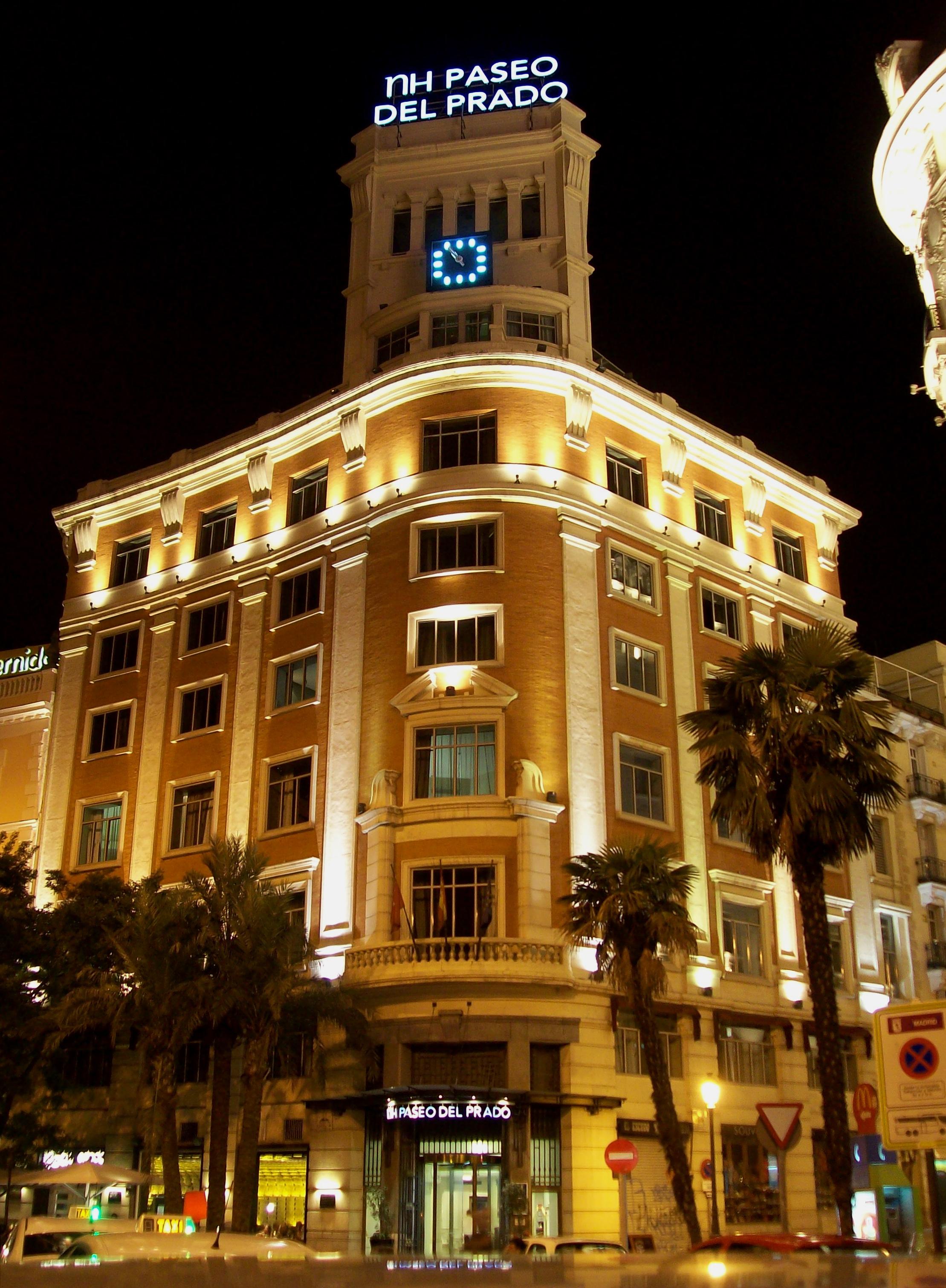 file hotel nh paseo del prado madrid wikimedia