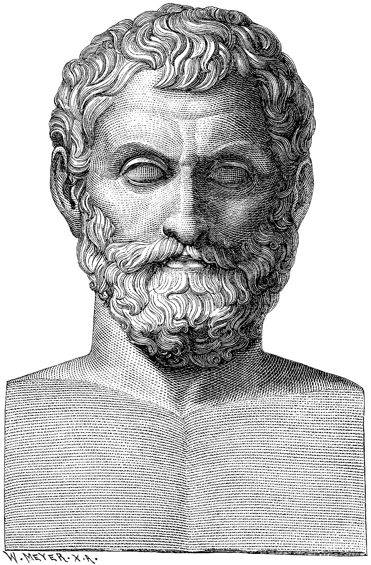 Depiction of Tales de Mileto