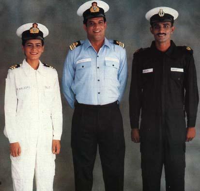indian navy man