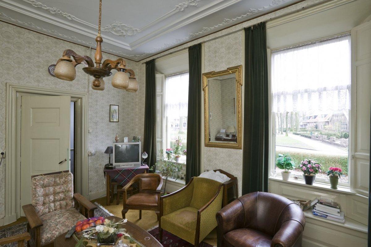 File interieur overzicht van de pronkkamer in het for Boerderij interieur