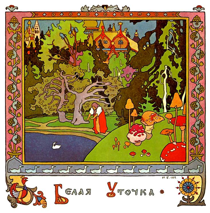 Time Russian Fairy Tales