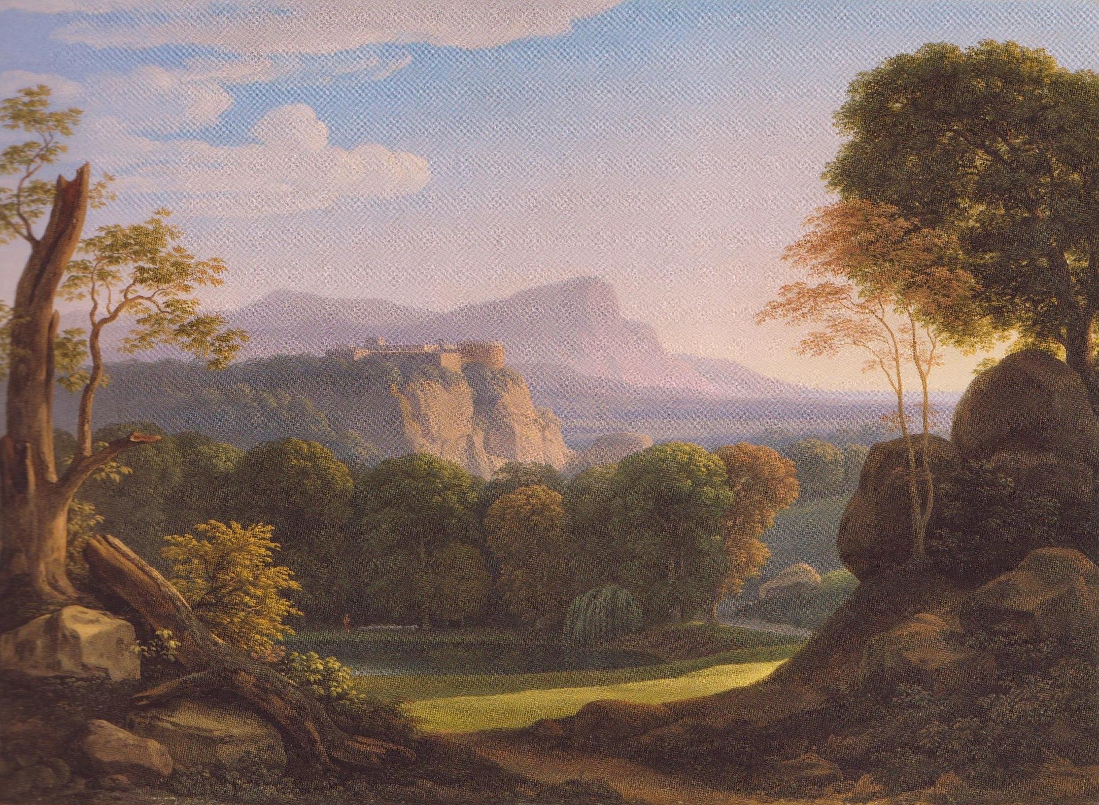 Landschaftsmalerei renaissance  Theorie der Landschaftsmalerei by Hannah Desczyk on Prezi