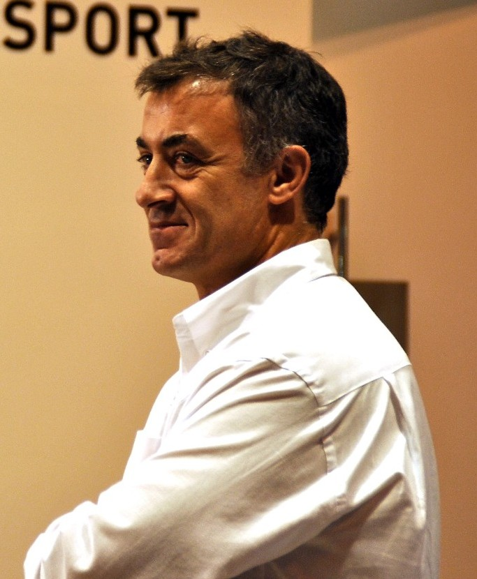 The 54-year old son of father (?) and mother(?) Jean Alesi in 2018 photo. Jean Alesi earned a  million dollar salary - leaving the net worth at 185 million in 2018