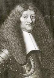 Sir John Gell, 1st Baronet English politician