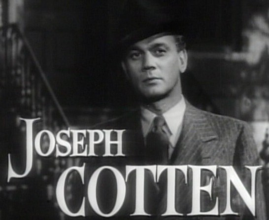 Joseph Cotten - HD Wallpapers