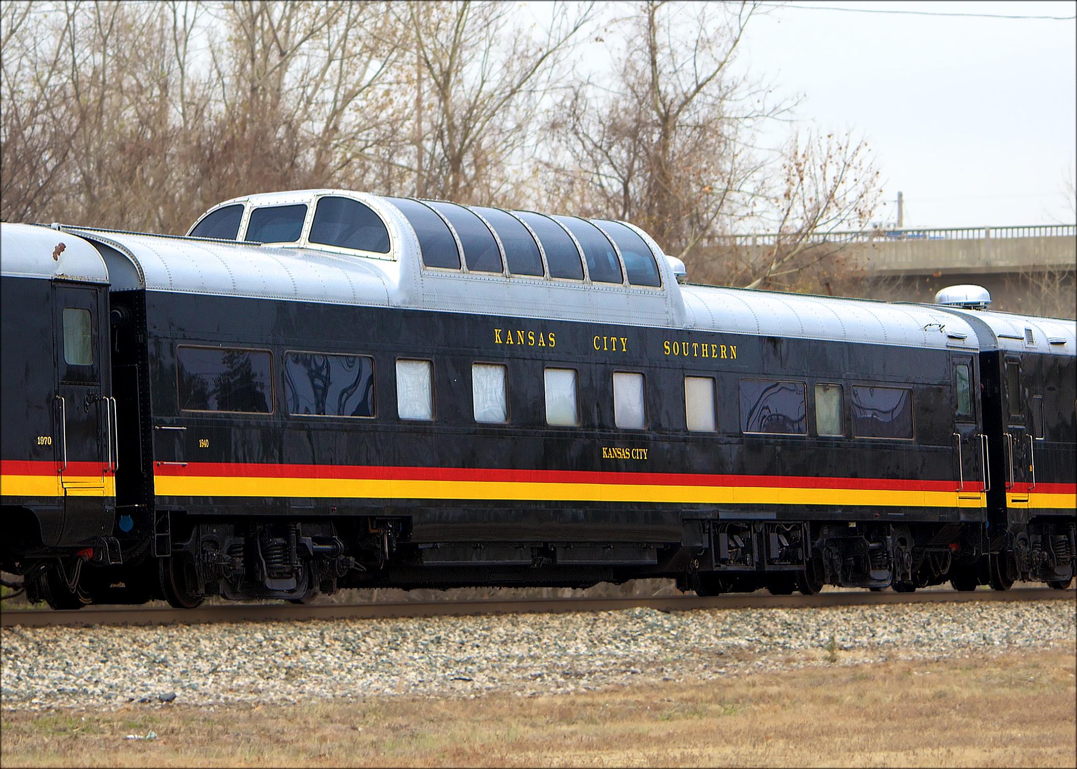 Holiday Express Train Kansas City