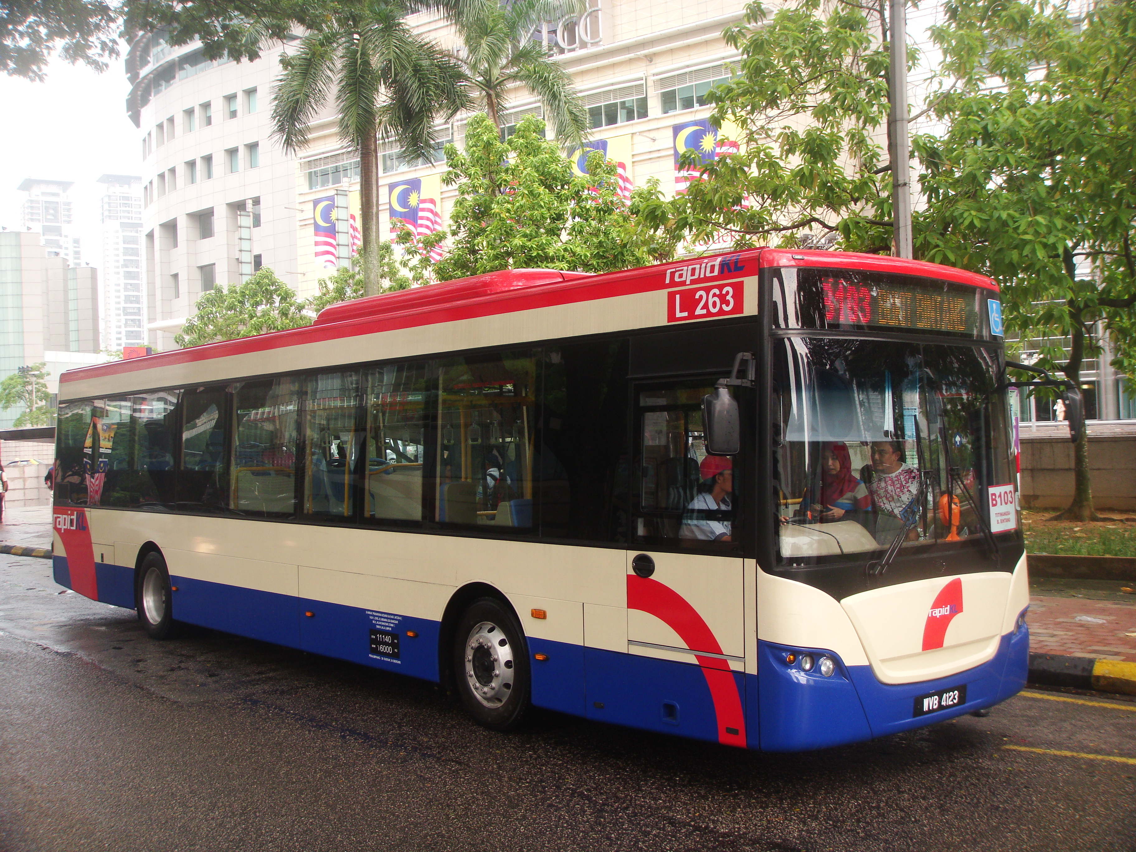 A Guide to Using Public Transport in Kuala Lumpur, Malaysia