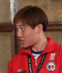 Kiyomi Watanabe Filipino-Japanese judoka