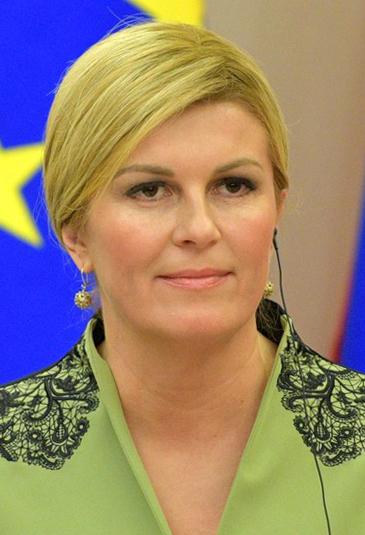 Image Result For Kolinda Grabar Kitarovic