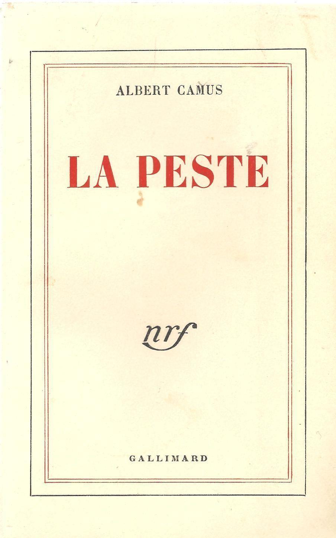 Picture of a book: La Peste