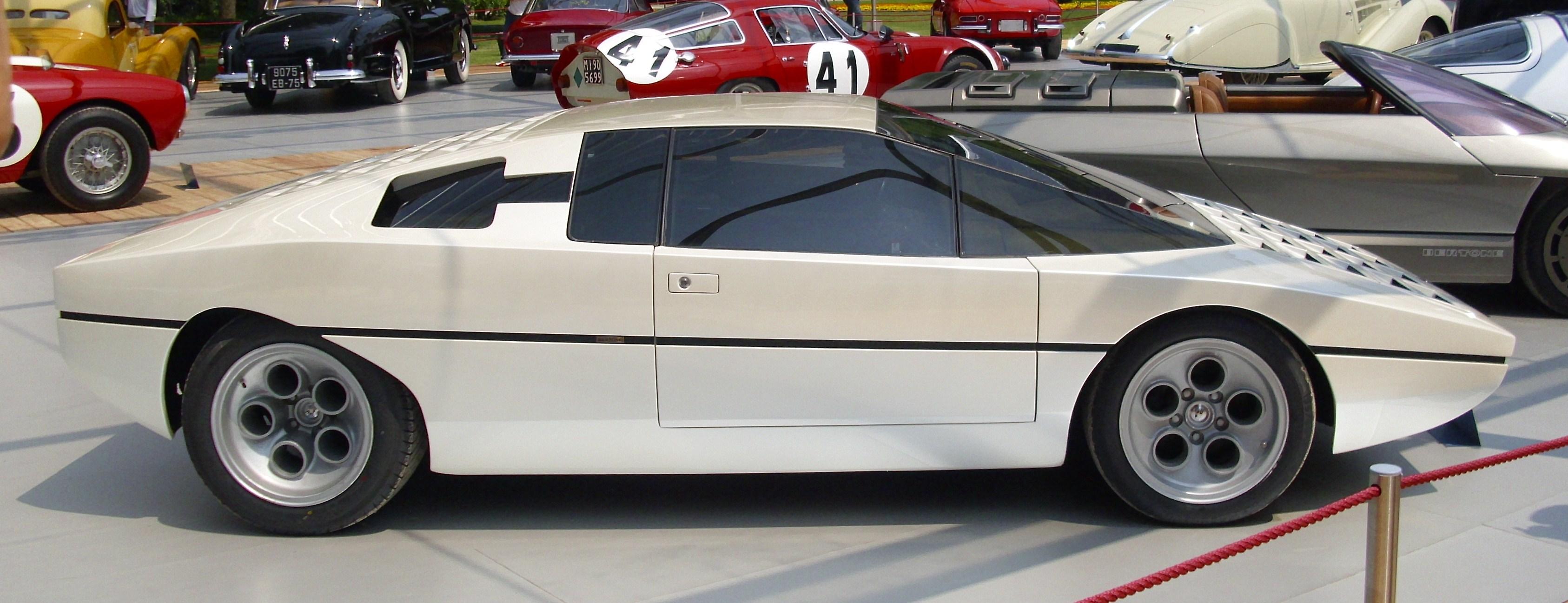 File:Lamborghini Bravo 1974 seitlich.JPG - Wikimedia Commons